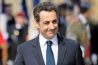 Nicolas Sarkozy, ici en mai 2012.