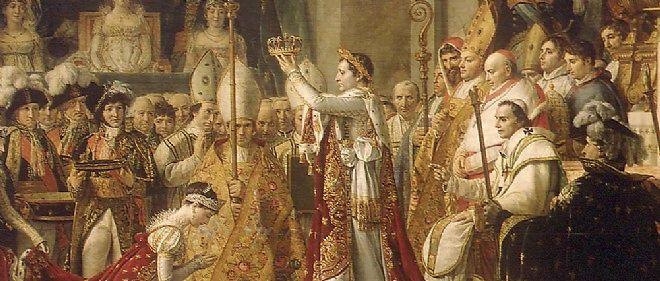 Sacre De Napoleon Ier Pourquoi Le 2 Decembre Le Point
