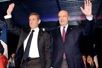 Alain Juppé, désormais le rival en chefa réservé sa réponse aux
