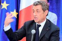 Nicolas Sarkozy a été élu ce week-end président de l'UMP. ©ERIC CABANIS