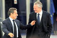 Nicolas Sarkozy a rencontré Bruno Le Maire ce lundi 1er décembre.