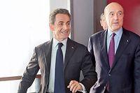 Avant le meeting de Bordeaux, le 22 novembre. Quelques minutes plus tard, Juppé sera sifflé par des militants. ©VALENTE-DALIPHARD/EPP