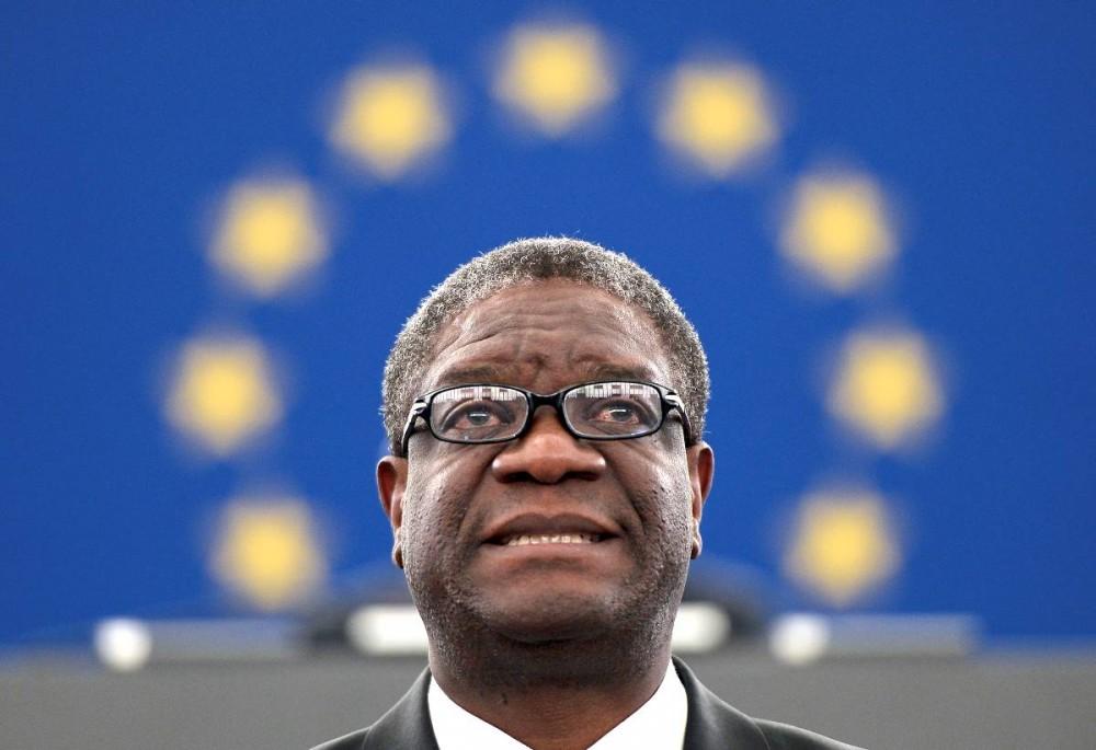 Denis Mukwege ©  AFP