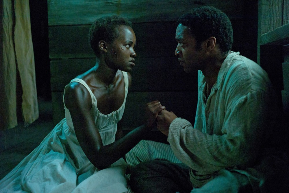 Chiwetel Ejiofor, Lupita Nyong'o dans 12 years a Slave ©  Tobis Film