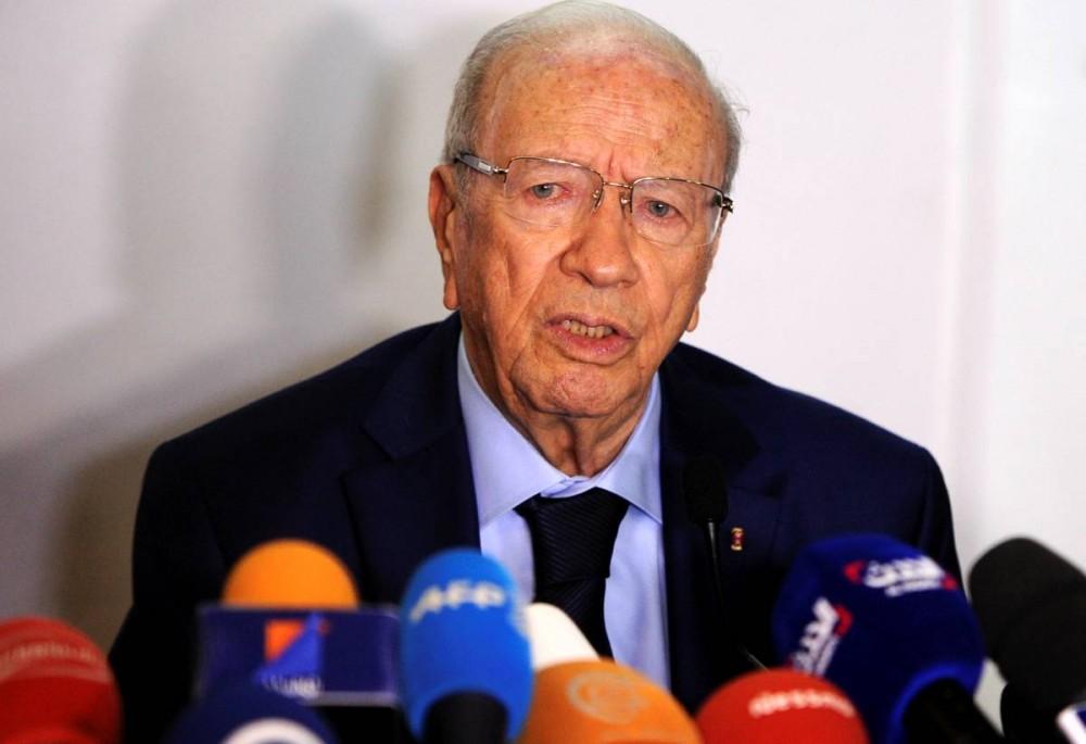 Béji Caïd Essebsi ©  AFP