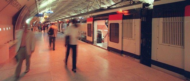La prolongation de la ligne E du RER vers la Défense fait partie des investissements proposés par la France dans le cadre du plan Juncker.