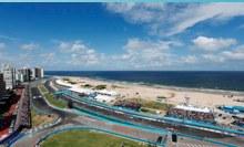 La 3e manche de Formule E à Punta del Este. ©  DR