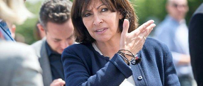 Anne Hidalgo, le 27 juin 2014 à Berlin.