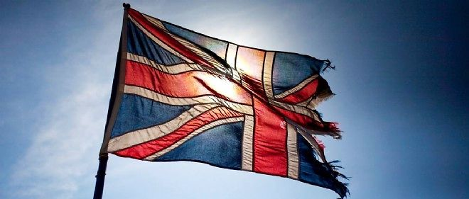 Le drapeau britannique. Photo d'illustration.