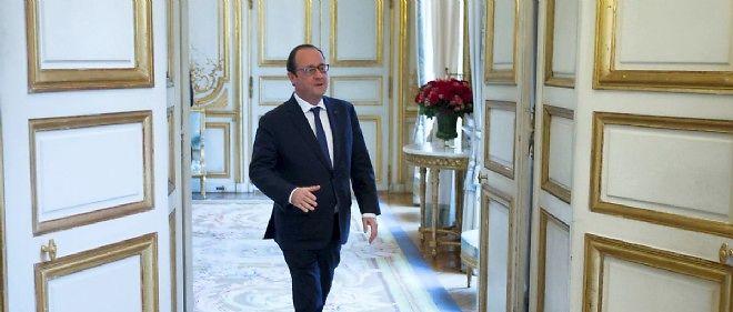 Le président François Hollande a décidé de recevoir régulièrement des Français à l'Élysée.