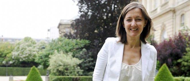 La députée PS des Hautes-Alpes Karine Berger