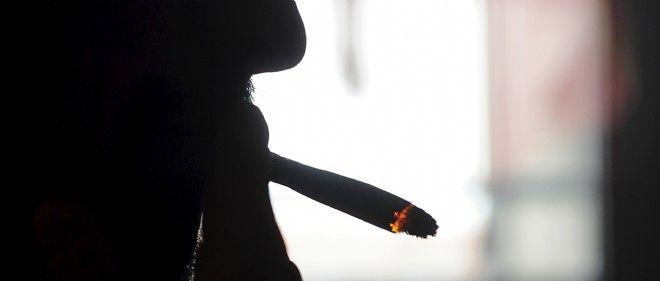 Avec 550 000 fumeurs quotidiens en France, la prévalence du cannabis est l'une des plus élevées d'Europe.