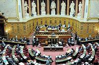 Les sénateurs accusent le gouvernement de n'en faire qu'à sa tête sur la réforme territoriale. ©BERTRAND GUAY