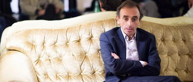 Eric Zemmour. Photo d'illustration.