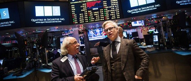 Wall Street a ouvert en hausse mardi.