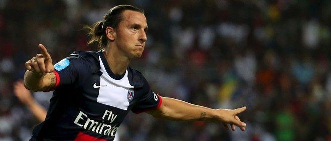 """Ibrahimovic a toutefois reconnu que Borg était """"une légende vivante""""."""