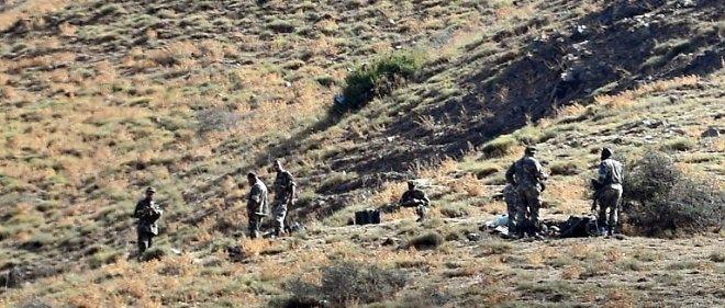 Des soldats algériens (photo d'illustration).