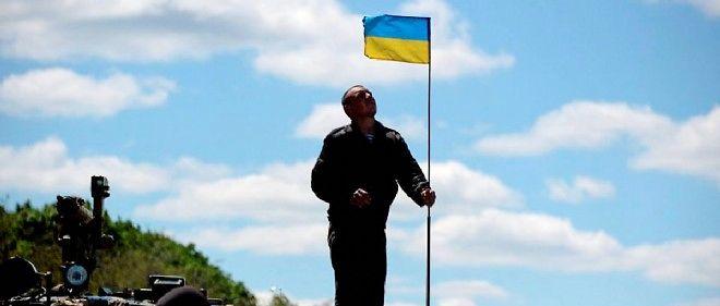Pour se rapprocher de l'Otan, l'Ukraine a renoncé à son statut de pays non aligné.