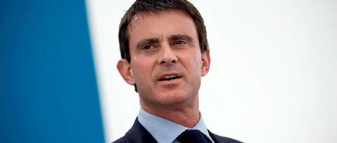 Manuel Valls a affirmé qu'il n'y avait pas de lien entre les attaques de Joué-lès-Tours, Dijon et Nantes.