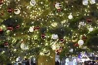 À quoi pourrait bien ressembler Noël dans trente ans en France ? ©TOBIAS SCHWARZ/AFP