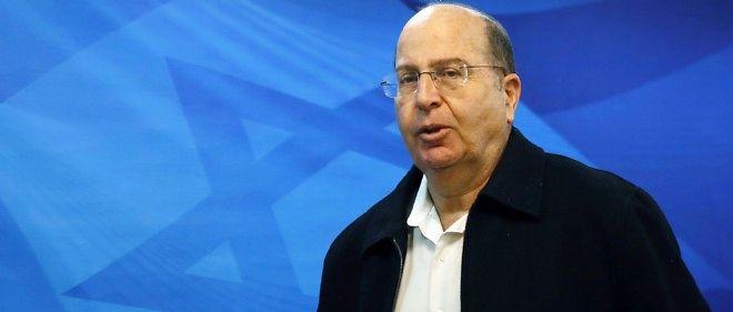 Le ministre israélien de la Défense Moshé Yaalon.