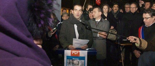Olivier Marchais, le fils de Georges Marchais, s'est emporté contre la décision du maire de Villejuif.