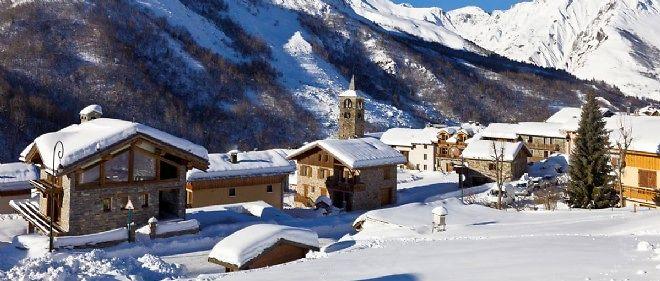 De fortes chutes de neige sont attendues samedi et dimanche en Haute-Savoie. Photo d'illustration.