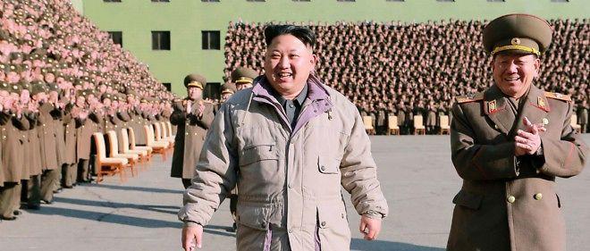 """Le dictateur nord-coréen Kim Jong-un, parodié dans """"L'Interview qui tue !"""""""