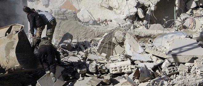 Quelque 13 raids ont détruit 19 positions combattantes de l'EI, trois bâtiments des jihadistes, deux zones de rassemblement et un véhicule (photo d'illustration).