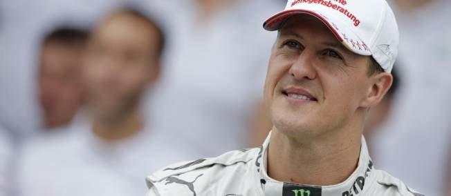 Michael Schumacher, alors chez Mercedes. ©  DR
