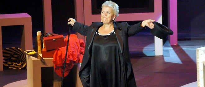 Mimie Mathy est nommée chevalier, ce 1er janvier.