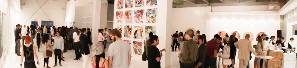 La Library Street Collective réveille, avec d'autres galeries, la vie intellectuelle et artistique ©  DR