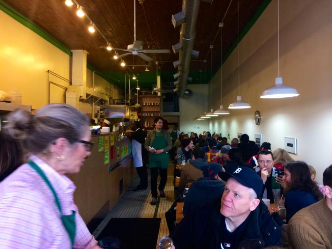 Les restaurants branchés se sont multipliés dans la ville ©  DR