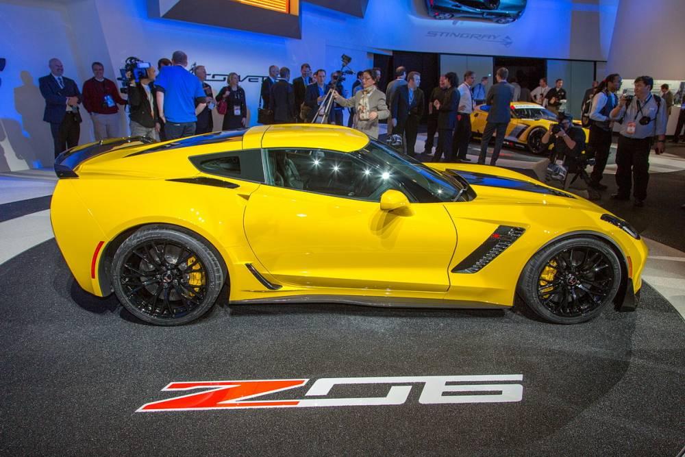 La voiture de sport reste l'un des exercices favoris des Américains ©  DR