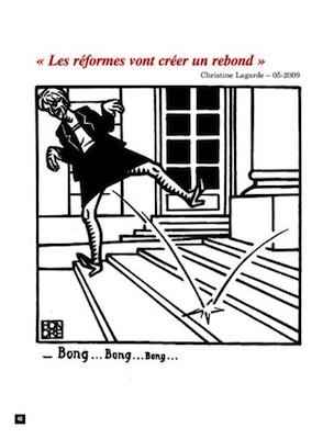 """Un dessin de """"Je hais les petites phrases"""" ©  Honoré/Les Échappées belles"""