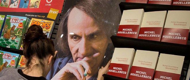 """L'écrivain Michel Houellebecq """"suspend la promotion"""" de son livre."""