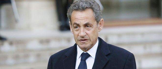 """L'ex-président Nicolas Sarkozy a estimé vendredi que """"la guerre a été déclarée à la France, à ses institutions, à la République, par des barbares""""."""