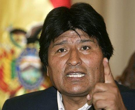 Evo Morales ©  DR