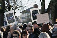 Manifestation à Blois. ©CITIZENSIDE/JACKY DORLEAC / citizenside.com