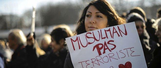 Beaucoup de musulmans redoutent l'amalgame entre terrorisme et islam.