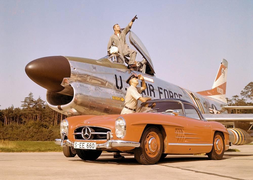 Mercedes a très tôt appuyé sur la corde sensible et sans se départir du standing et de la fiabilité attachés à l'étoile ©  Mercedes
