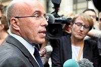 Éric Ciotti demande pour les individus suspects de terrorisme la création d'une peine de rétention de sûreté