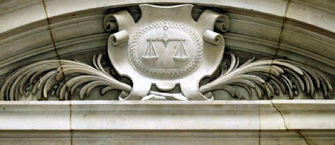 Le jeune homme sera condamne a 6 mois de prison assortis d'un mandat de depot. (C)Jacques Demarthon