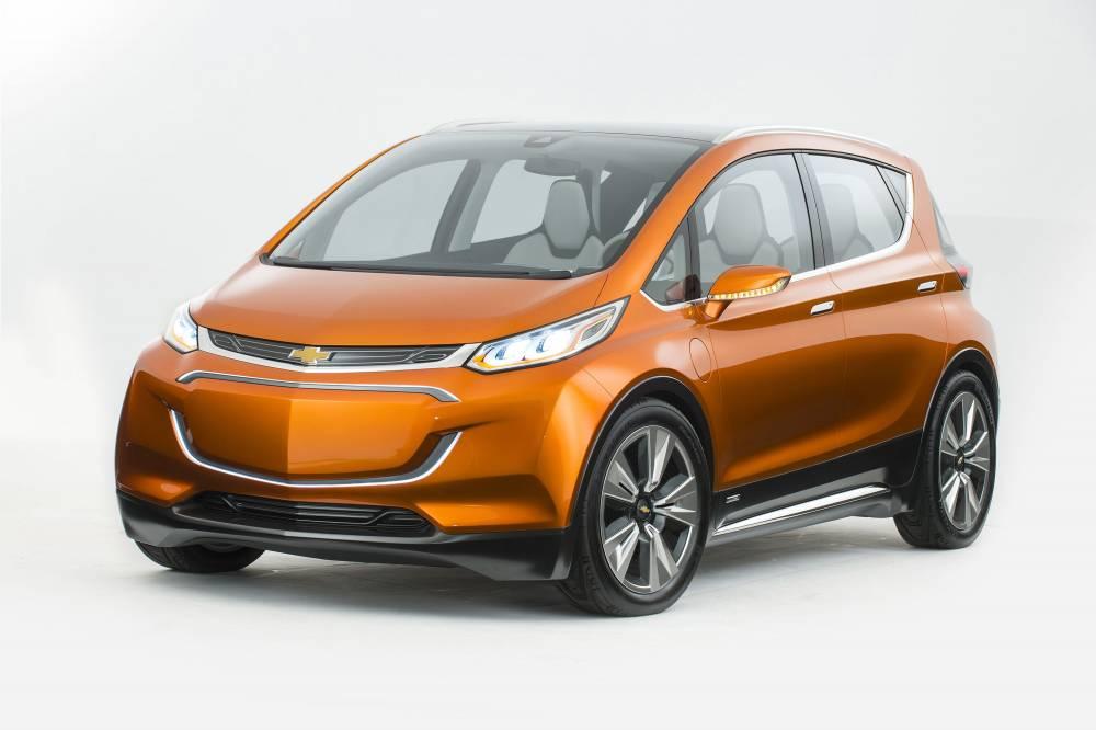 Il n'ya plus d'hobligation à faire d'une voiture écologique une voiture laide comme le montre la Chevrolet Bolt ©  Chevrolet