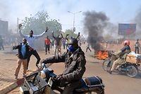 Une manifestation anti-Charlie a dégénéré au Niger, où quatre personnes sont mortes. ©BOUREIMA HAMA / AFP