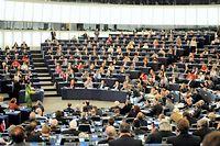 Les gouvernements européens insistent sur la création d'un PNR sur le modèle de ceux conclus avec les Etats-Unis, le Canada et l'Australie. Une quinzaine de pays se sont déjà dotés de systèmes nationaux. Mais le Parlement européen exige au préalable l'adoption d'une législation européenne sur la protection des données. Les débats sont bloqués depuis 2011.(Photo d'illustration). ©POL EMILE/SIPA