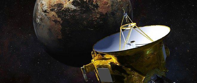 New Horizon est la première mission d'exploration du monde glacé de Pluton et de la ceinture de Kuiper.
