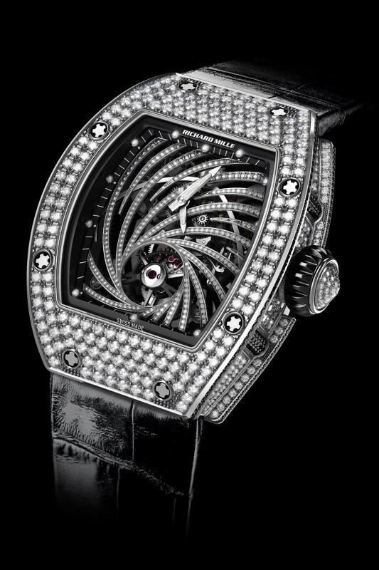 Tourbillon RM 51-02 Diamant Twister RM 51-02 RM 51-02