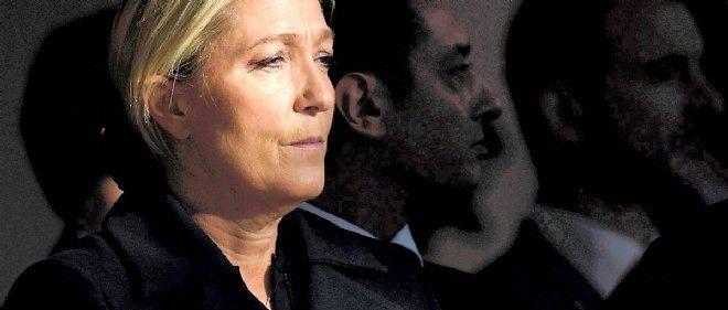 """""""Depuis cet été, Aymeric Chauprade, probablement par une soif incroyable de reconnaissance, est incapable de la moindre discipline"""", déclare Marine Le Pen."""