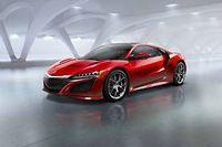 Présentée lors du dernier salon de Detroit, la version définitive de la Honda NSX sera commercialisée en Europe en 2016.